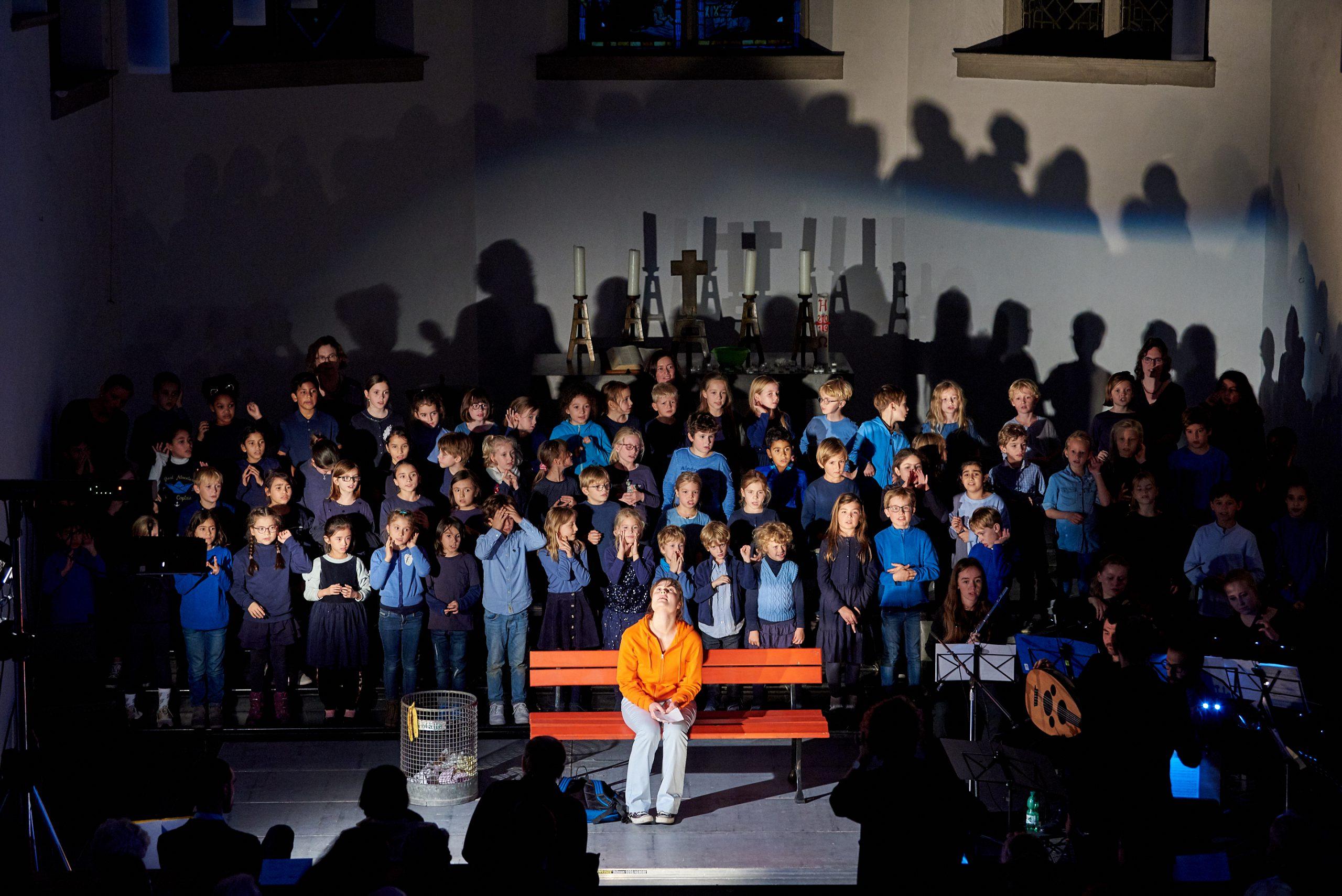 Liri und der Blauvogel – Kindermusiktheater